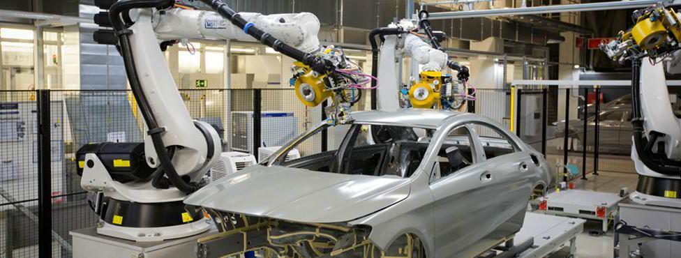 Kecskeméti Mercedes Gyár szakmai tanulmányút